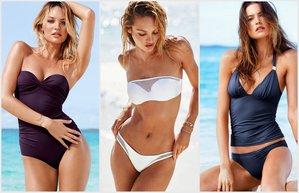 victoriaa secret model manken bikini yaz