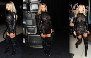 beyonce album tom ford elbise