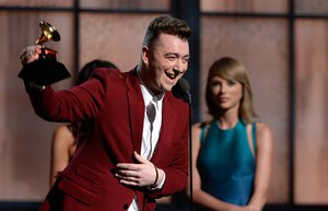 2015 grammy odulleri sam smith kazananlar