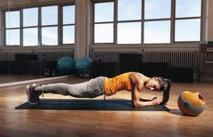 egzersiz sinav plank