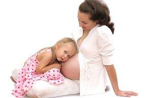 anne bebek kardes hamile