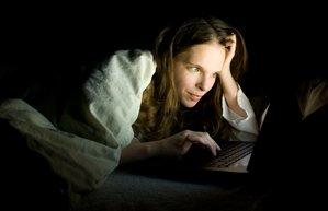 uykusuzluk insomnia internet yatak