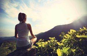 mindfulness meditasyon doga ozgur mutlu
