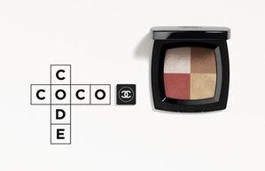 chanel 2017 ilkbahar yaz makyaj koleksiyonu coco code codes