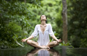 anne cocuk meditasyon