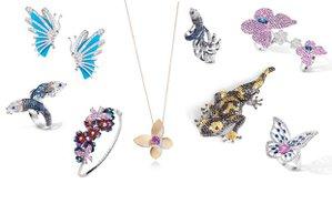 armaggan fauna mucevher koleksiyonu