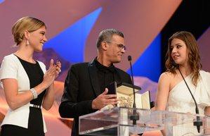 2013 cannes film festivali altin palmiye Abdellatif Kechiche