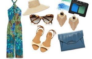 yazin denemeniz gereken 4 stil moda yaz 2015 tropikal
