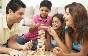 jenga yilbasi oyun aile eglence