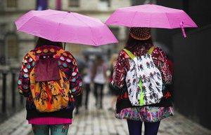 2014 ilkbahar yaz londra moda haftasi sokak stili