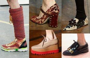 2014 sonbahar kis ayakkabi trendleri