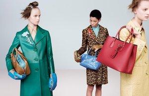prada sonbahar kis koleksiyon 2015 defile moda