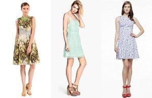 2014 ilkbahar elbiseleri