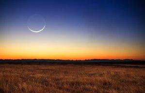 yeniay burc astroloji ay doga gunbatimi