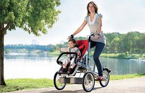 bisiklet puset bebek arabasi