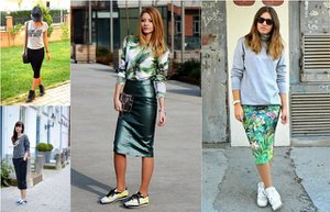 kalem etek spor ayakkabi trend 2014 ilkbahar