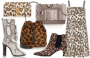 animal print zebra leopar moda yilan derisi trend hayvan desenli parcalar