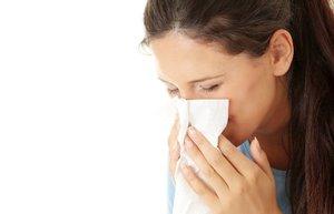 nezle grip hasta