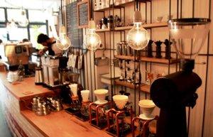 kronotrop kahve cihangir butik
