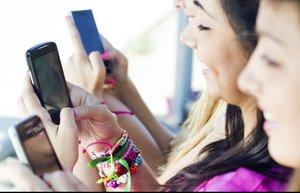 ergen ergenlik telefon sosyal medya iphone