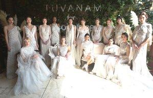 tuvanam bridal exclusive for davet cok elbisem yok gelinlik koleksiyonu