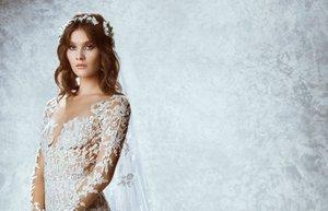 zuhair murad 2015 sonbahar gelinlik modelleri dugun evlilik