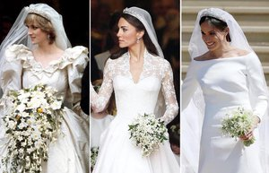 lady diana kate middleton mean markle