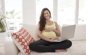 hamile bilgisayar teknoloji