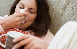 grip nezle hasta