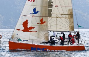mng kargo sailing team sampiyon