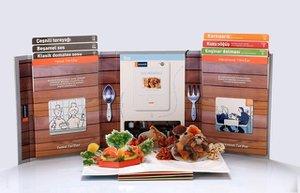 stanbul culinary institute pop up cookery book yemek kitabi