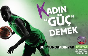 herbalife nutrition kadinlar basketbol