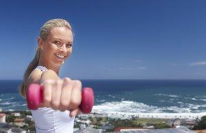 kadin spor egzersiz fitness yaz