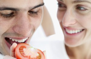 cift iliski domates beslenme