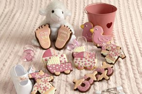 bebek kurabiye