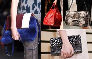 2014 2015 Sonbahar Kis canta trendleri moda