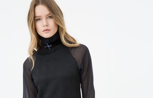 2016 yilbasi yeni yil elbise kiyafet moda stil koton 129