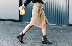 sokak stili ayakkabi