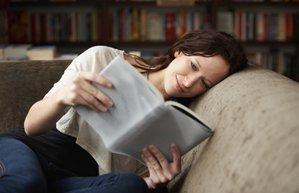 kitap okumak dinlenme keyif