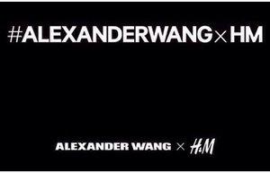 alexander wang hm kapsul koleksiyon