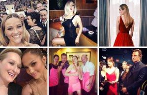 unlu oscar 2015 instagram post