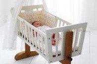 bebek yatak