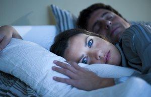 uykusuzluk insomnia cift yatak uyku