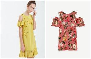 2017 ilkbahar yaz elbise moda