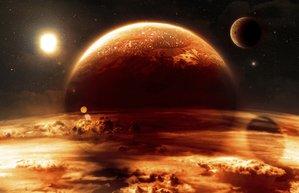 astroloji burc yorumlari mars gezegenler