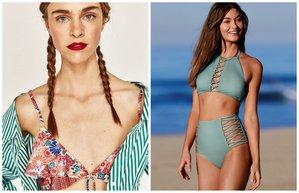 2017 bikini modelleri plaj yaz stil