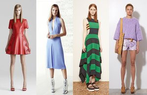 2015 resort koleksiyon moda stil