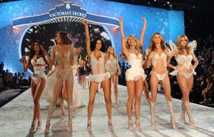 victorias secret 2013 show sov defile