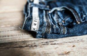 diyet kilo zayiflama kot jean mezura
