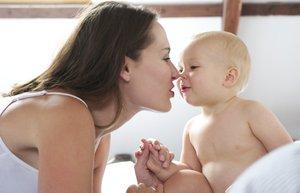 anne bebek sevgi